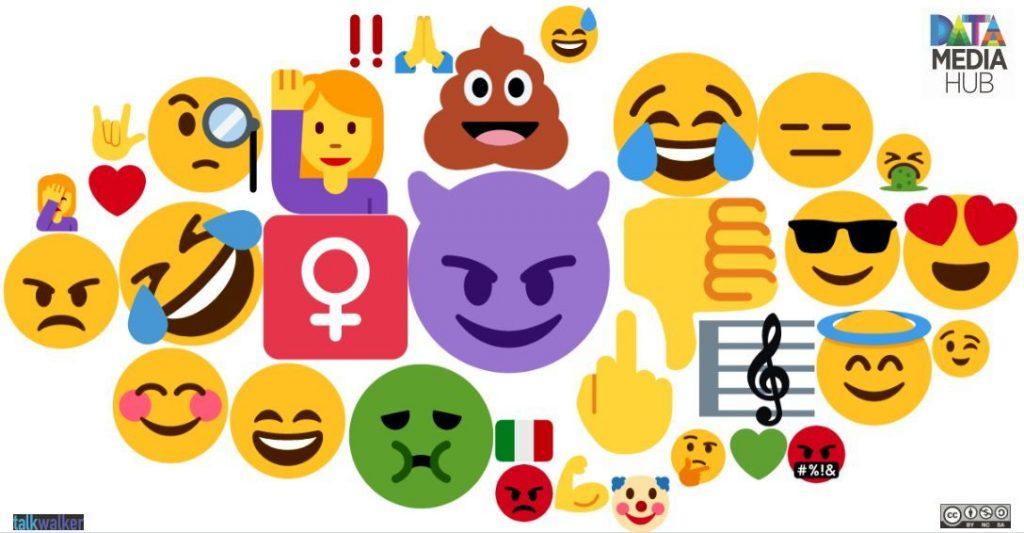emojii cloud - netnography